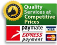 Lowest Prices - Pay with Paymate Express