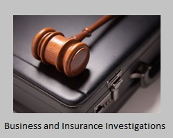 Business and Insurance Private Investigations